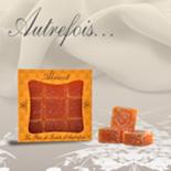 Autrefois Terroir Pâtes de Fruit Abricot