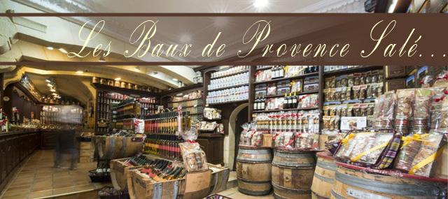 Les Baux de Provence Salé