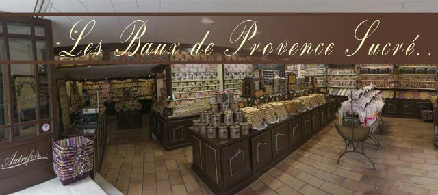 Les Baux de Provence Sucré